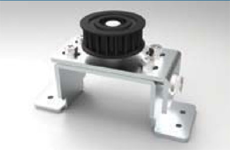 Idle-pulley